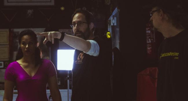 Joseba Alfaro, director